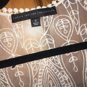 NWOT Torrid Maxi Duster/Kimono
